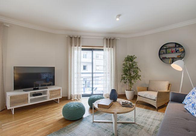 Apartamento en Lisboa - #Arroios44 Lisbon Apartment (C52)