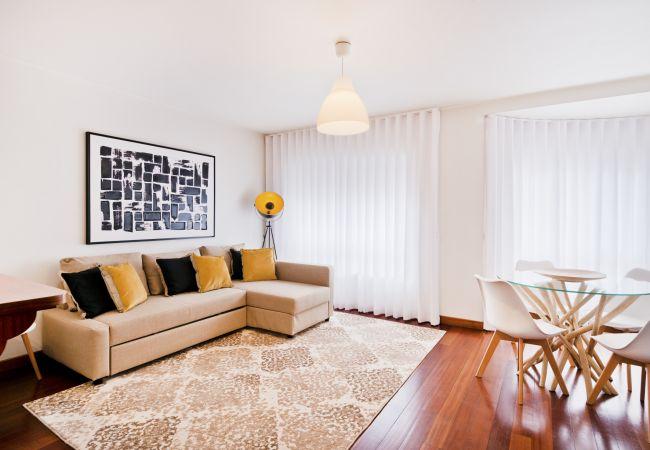 Apartamento en Lisboa - Central Garage Apartment (C81)
