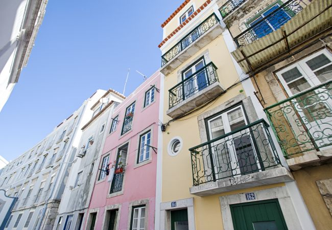 Estúdio em Lisboa - Lisbon Hills Inner Bairro Alto (C60)