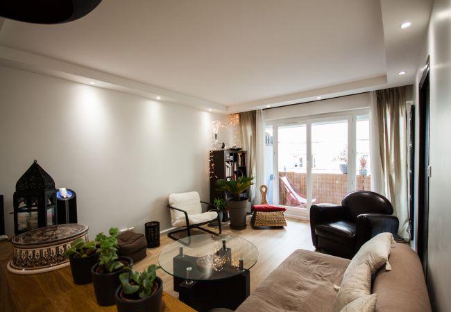 Apartamento em Paris - 3 Pièces Moderne - 17ème