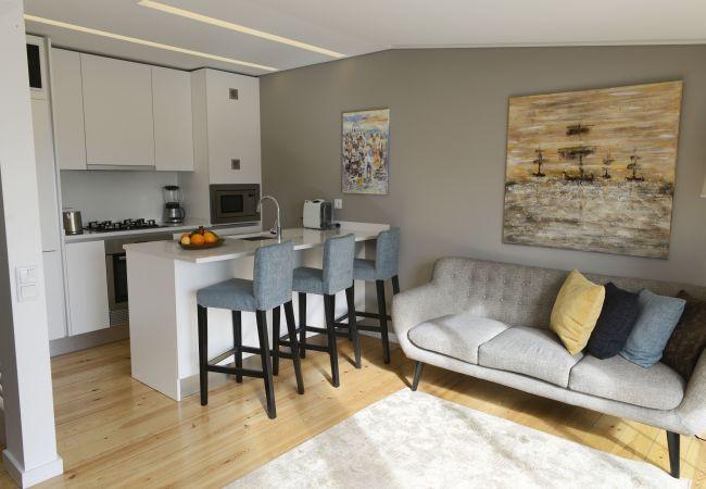 Appartement à Lisboa - Santos Charming Apartment (C18)