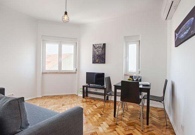 Appartement à Lisboa - Graça River View Apartment II (C55)