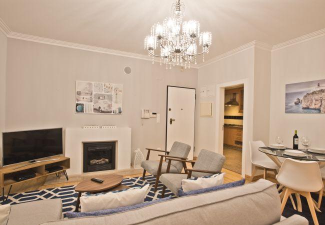 Appartement à Lisbonne - São Bento Garage Apartment (C78)