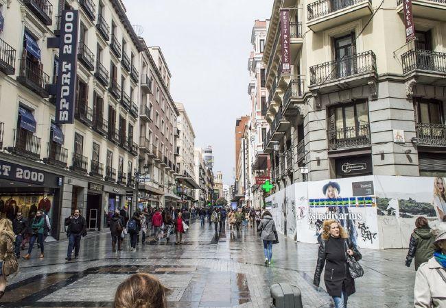 Apartment in Madrid - M (PRE4B) Moderno diseño Madrid centro Sol 1