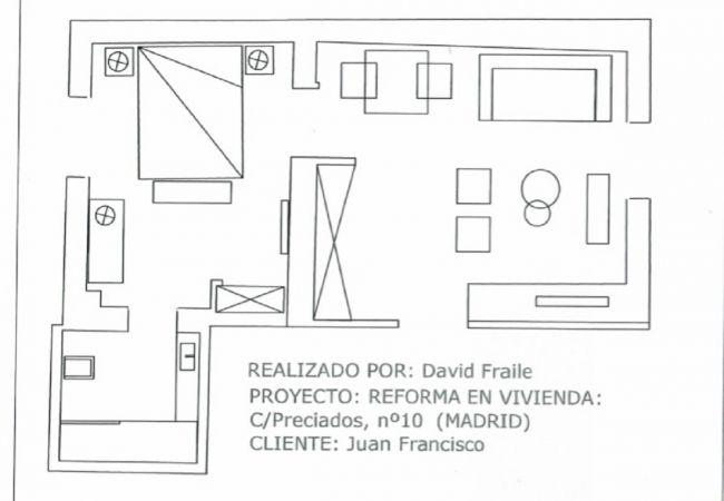 Apartment in Madrid - M (PRE2B) Moderno diseño Madrid centro Sol 5