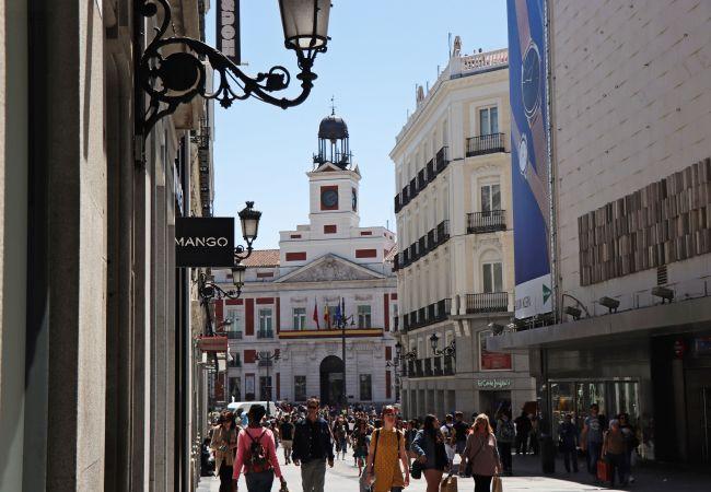 Apartment in Madrid - M (PRE4C) Apto. de diseño Puerta del Sol 2