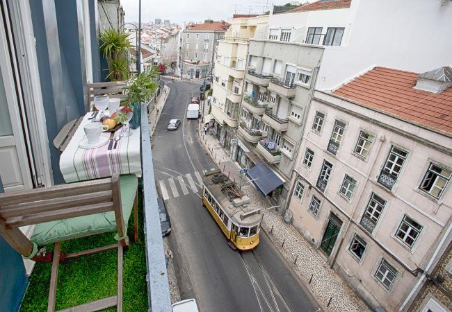 Apartment in Lisbon - 28 Tram Central Apartment (C40)