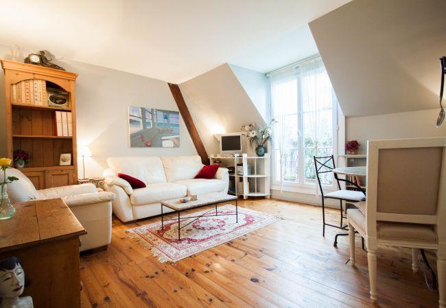 Apartment in Paris city - Charmant refuge au coeur du Marais