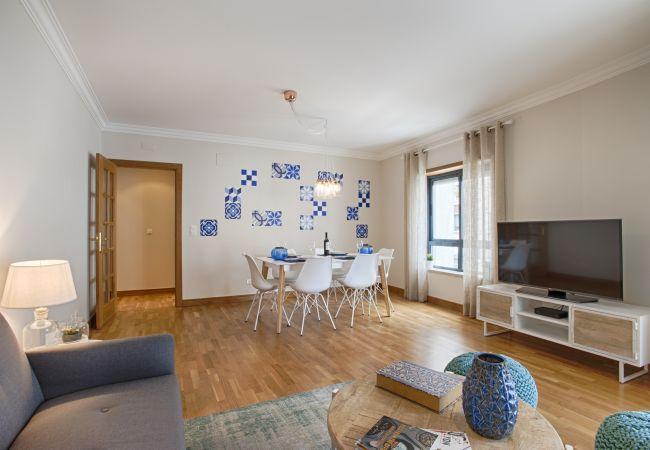 Apartment in Lisbon - #Arroios44 Lisbon Apartment (C52)