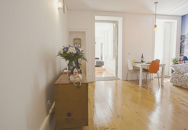 Apartment in Oporto - Almada Garden Apartment (N14)