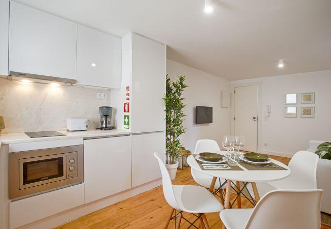 Apartment in Lisbon - Lisbon Garden Inner Bairro Alto (C63)