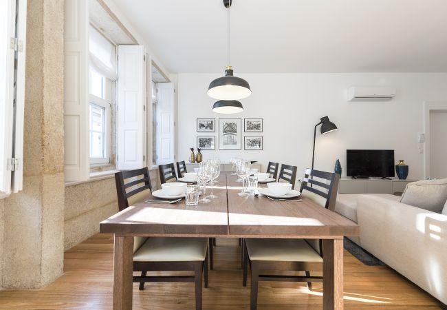 Apartment in Oporto - Fabre Ribeira Apartment (N43)