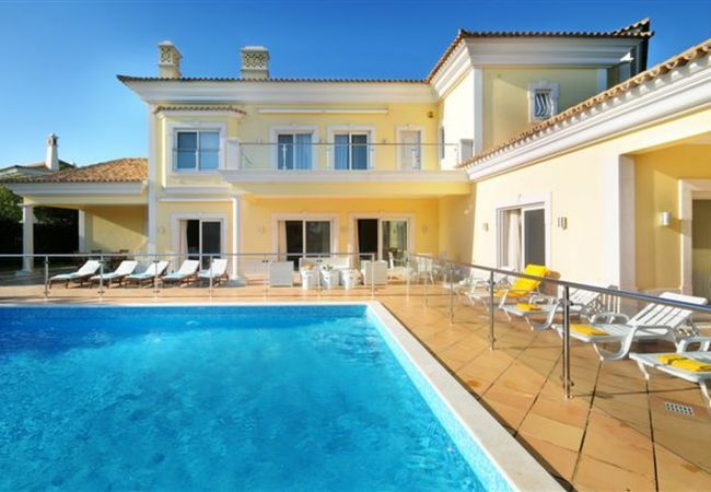 Villa in Quinta do Lago - Quinta do Lago Atlantic Villa ( S16 | QDLC103)