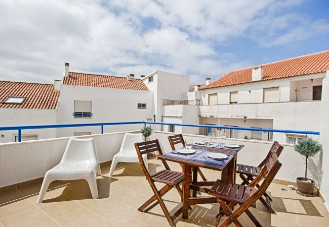 Apartment in Ericeira - Ericeira Terrace Apartment (C70)