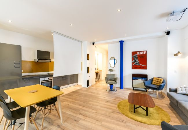 Apartment in Paris ville - Loft 6 personnes - Bastille