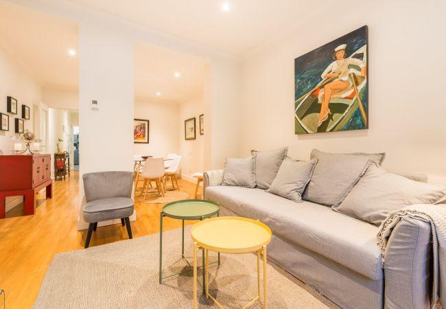 Apartment in Madrid - M (MAL27) Apartamento alternativo Malasaña
