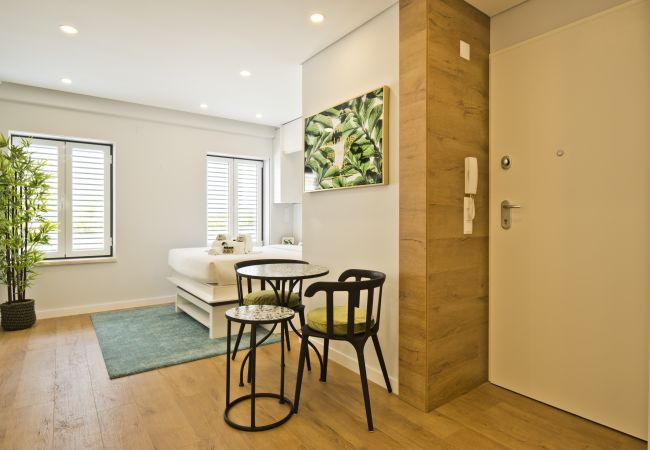 Studio in Lisbon - BmyGuest Bruno's 36 Exclusive Apartment I (C96)