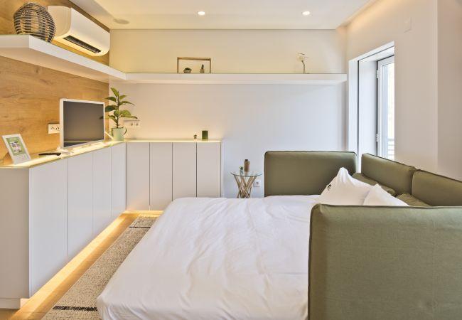 Apartment in Lisbon - BmyGuest Bruno's 36 Exclusive Apartments IV (C99)