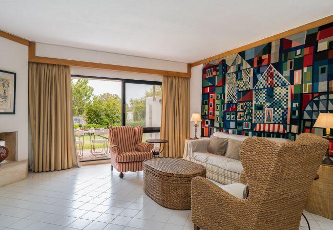 Apartment in Quinta do Lago - Quinta do Lago Garden Apartment (S29)