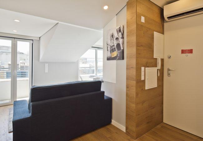 Apartment in Lisbon - BmyGuest Bruno's 36 Exclusive Apart VIII (C103)